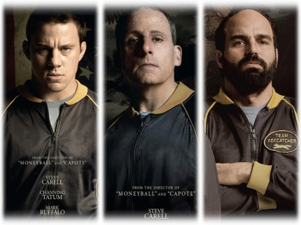 foxcatcher oscar performances