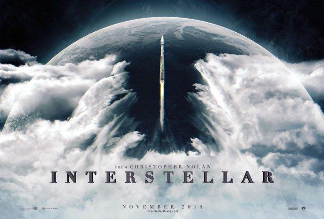 interstellar poster