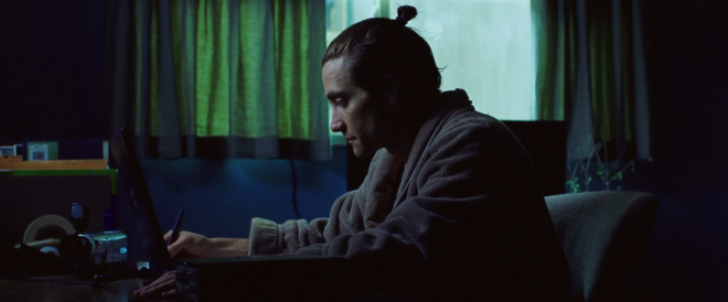 jake gyllenhaal hair nightcrawler