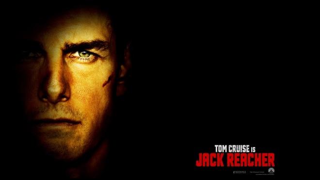tom cruise jack reacher lee child