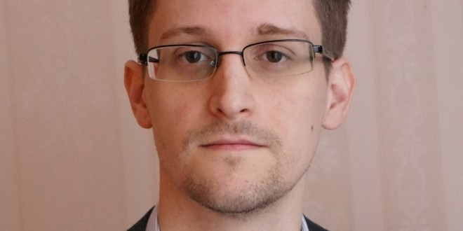 Edward Snowden citizen four