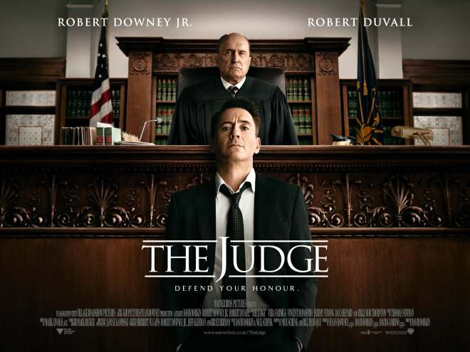 the judge poster