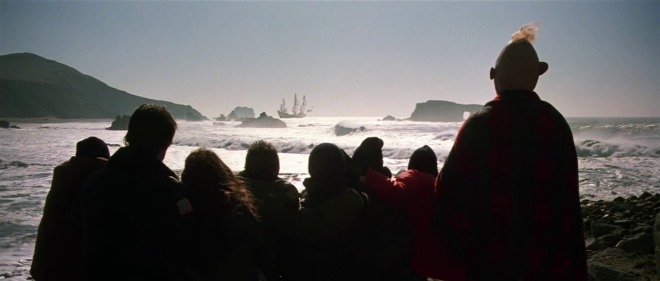 the goonies pirate ship