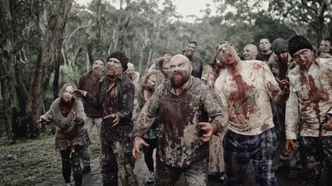 wyrmwood zombies