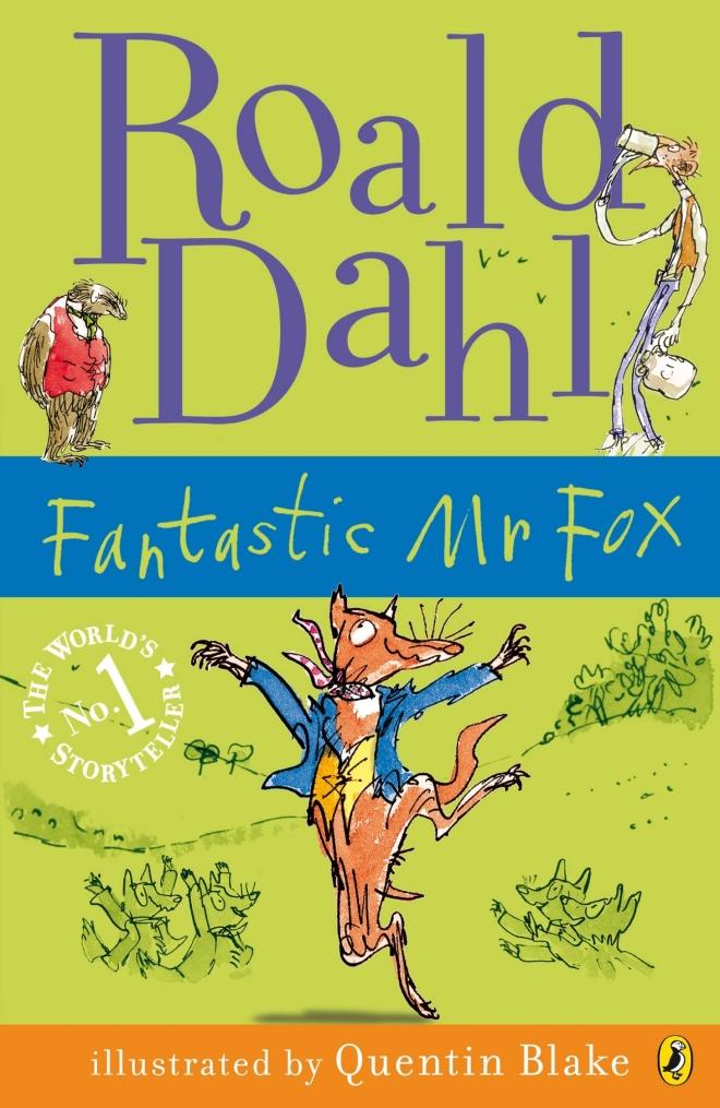 fantastic mr fox novel