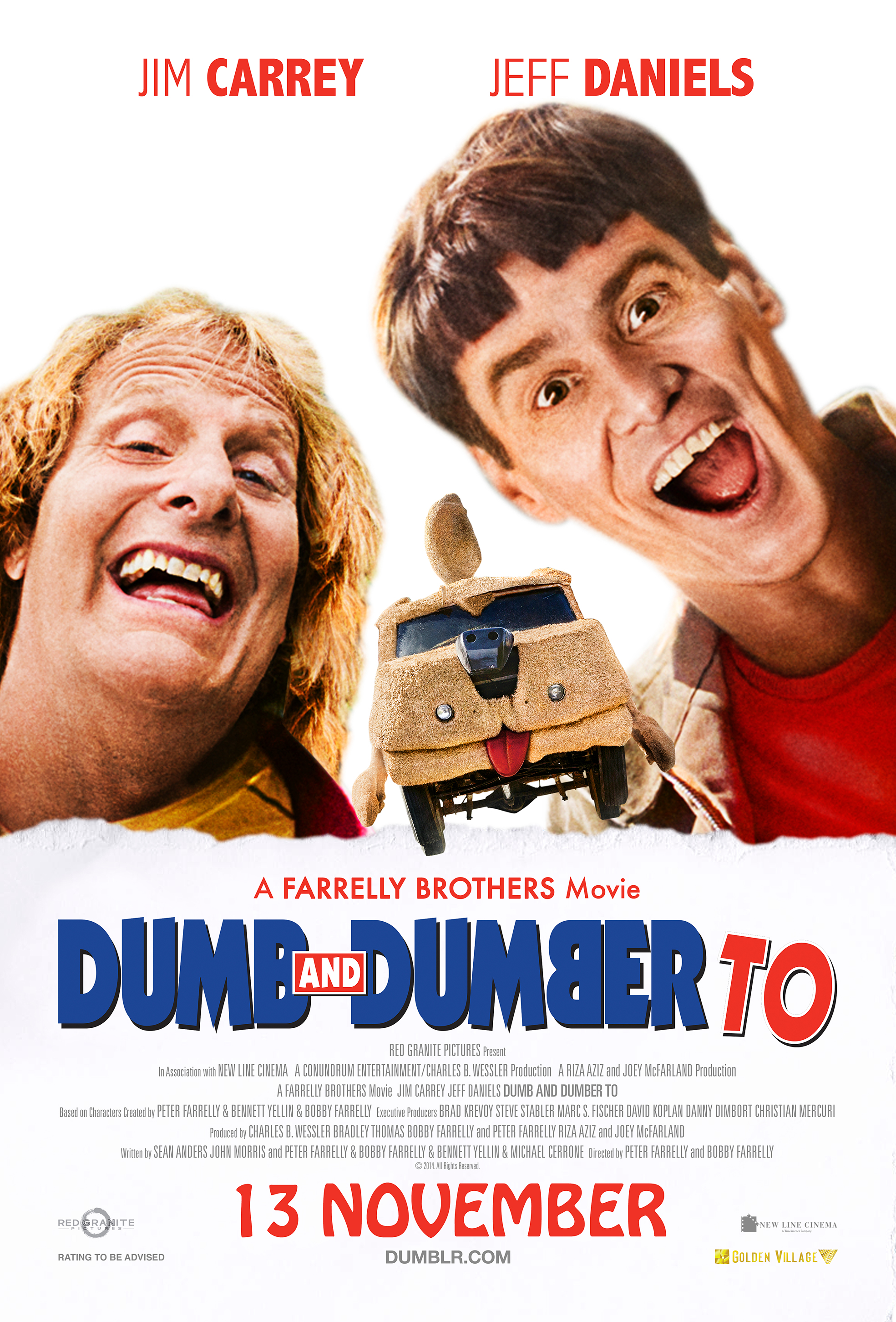 Dumb And Dumber To – FilmMunch