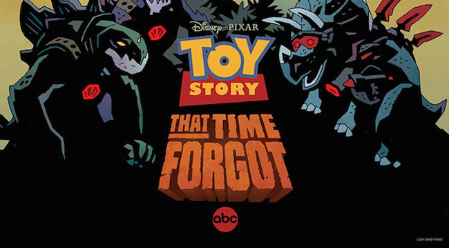 toy story that time forgot xmas special
