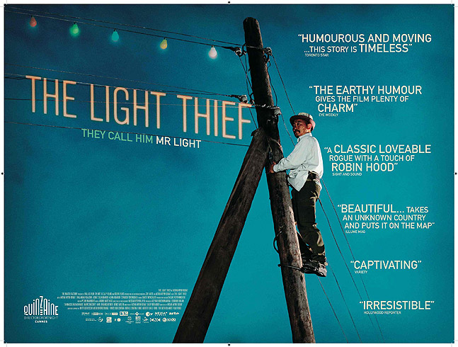 the light thief poster