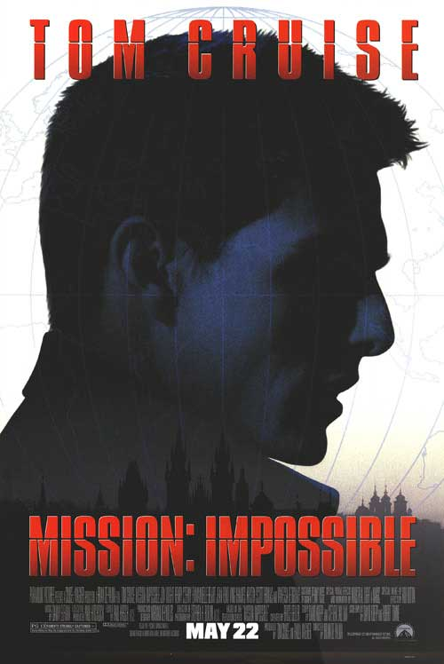mission imposible poster