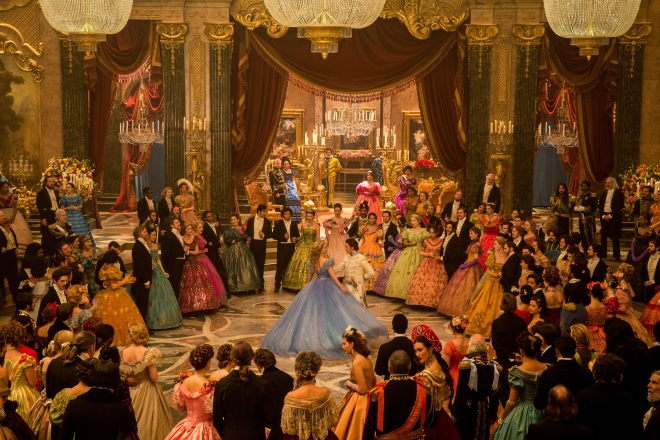 cinderella ball still