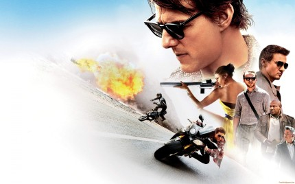 Trendy Entertainment News: Mission Impossible : Rogue Nation