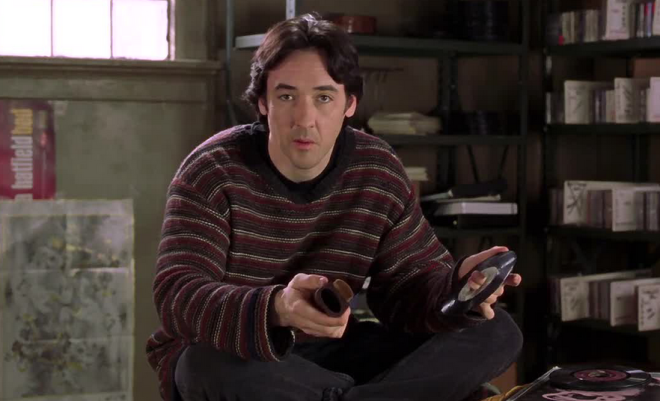 high fidelity still