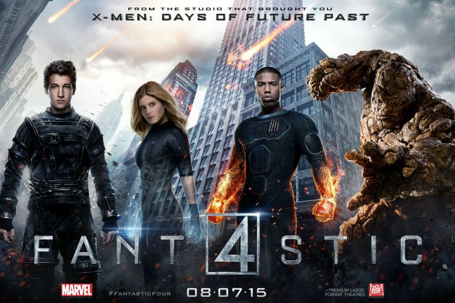 fantastic four poster marvel