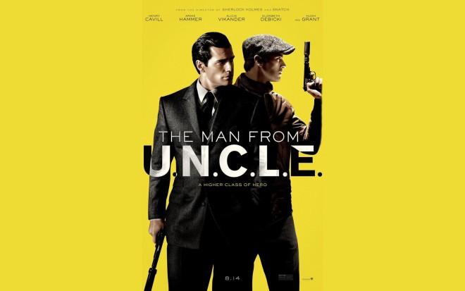 U.N.C.L.E poster
