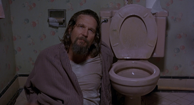 The big lebowski still