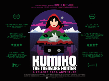 KumikoTheTreasureHunter_Poster.png